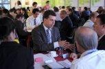 Rzecznik patentowy na spotkaniu