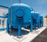 zbiorniki dla hali przemysłowej